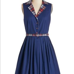 Modcloth Bea & Dot Beacon is Charm Dress